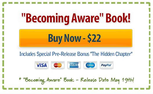 Becoming Aware Book